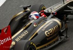 El retrovisor: Lotus-Renault