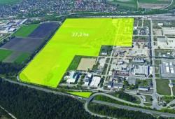 Audi compra tierras para expandir su planta de Ingolstadt