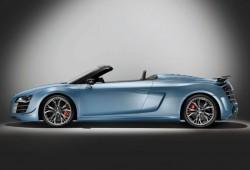 Lo más extremo de Audi se llama R8 GT Spyder