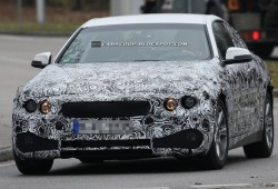 Fotos espía: BMW Serie 3-4 Coupé (F32) 2013