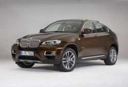 Ya es oficial: BMW X6 2012