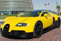 Nueva edición especial del Bugatti Veyron Grand Sport