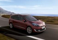 Renault amplía la galería de fotos de los Scénic 2012