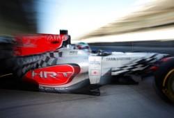 HRT participará en los test de Jerez con el coche de 2011