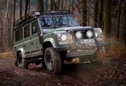 Land Rover Defender Blaser: Preparado para las batidas
