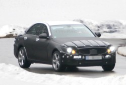 Fotos espía: Mercedes-Benz Clase C 2013
