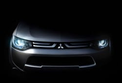 Mitsubishi anticipa el diseño de un nuevo modelo global