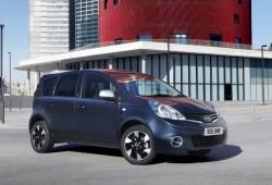 Nueva gama Nissan Note 2012