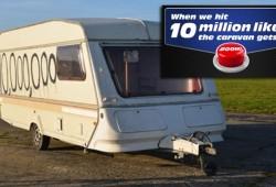Top Gear celebrará 10 millones de seguidores en Facebook con un Big Bang