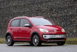 Aparece el Volkswagen Cross Up!