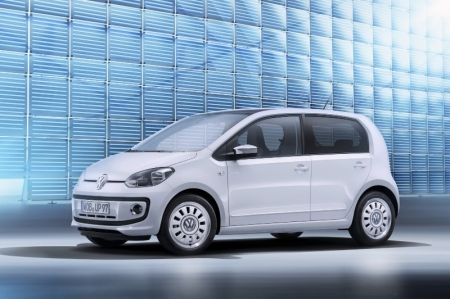 Ya es oficial: Volkswagen Up! 5 puertas