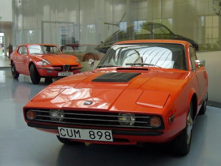 El museo de Saab salvado del desmantelamiento