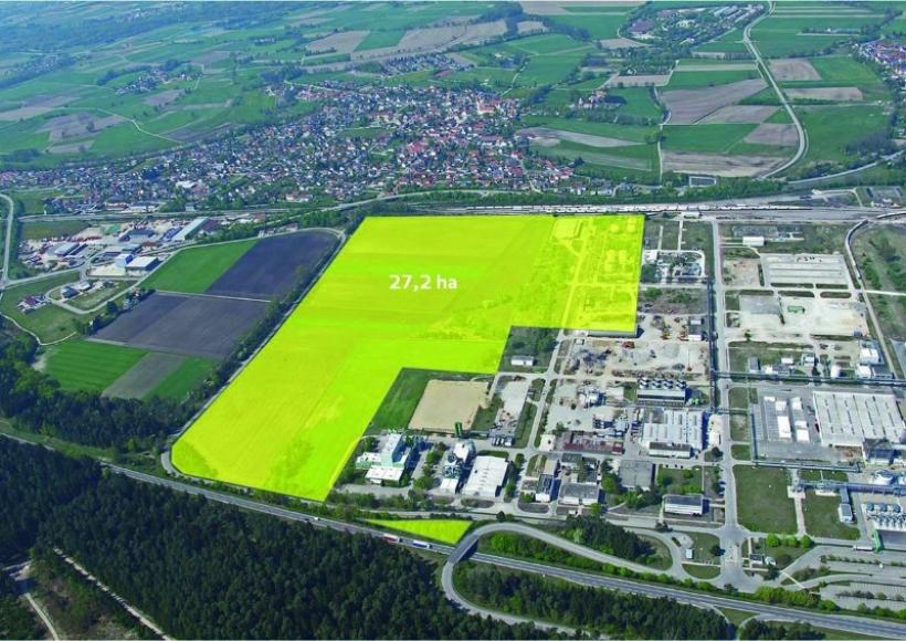 Los planes de Audi en marcha: 40 hectáreas adquiridas para su nueva fábrica