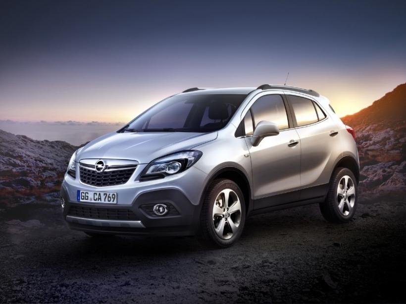 Ya es oficial: Nuevo Opel Mokka
