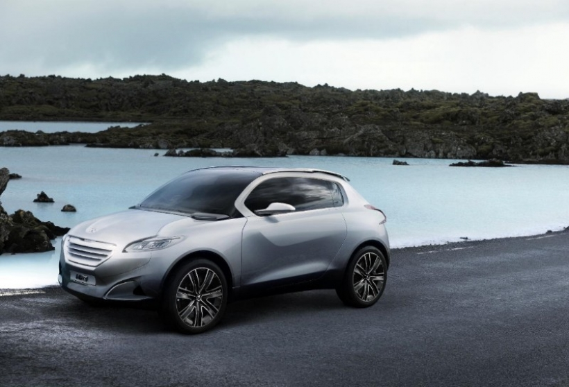 Peugeot prepara su SUV pequeño. Todas a por el Juke