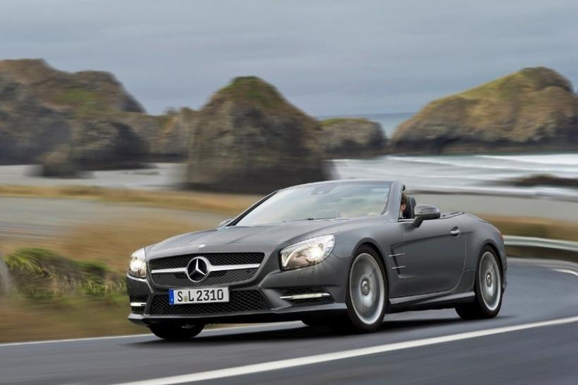 España: Precios del Mercedes SL 2012