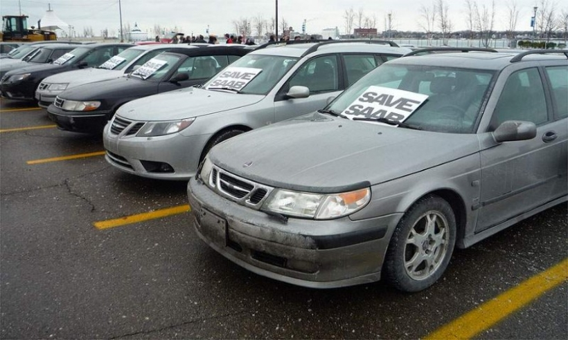 """Saab te necesita: Concentración """"We Are Many, We Are Saab"""""""