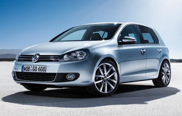 El Volkswagen Golf es, una vez más, el coche más vendido en Europa