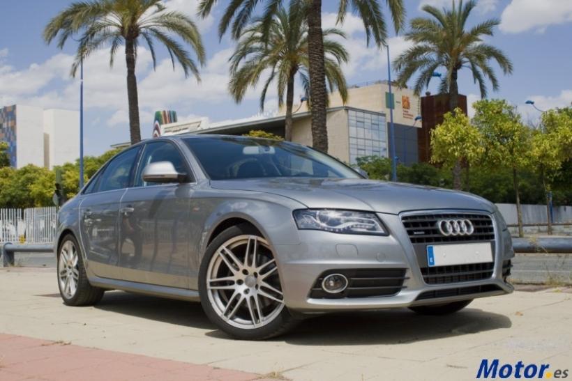 Audi A4 TDI 170 CV Quattro. La nueva berlina de Audi
