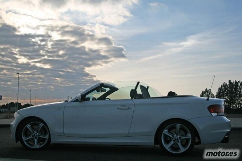 BMW Serie 1 135i Cabrio Steptronic. Único en su especie