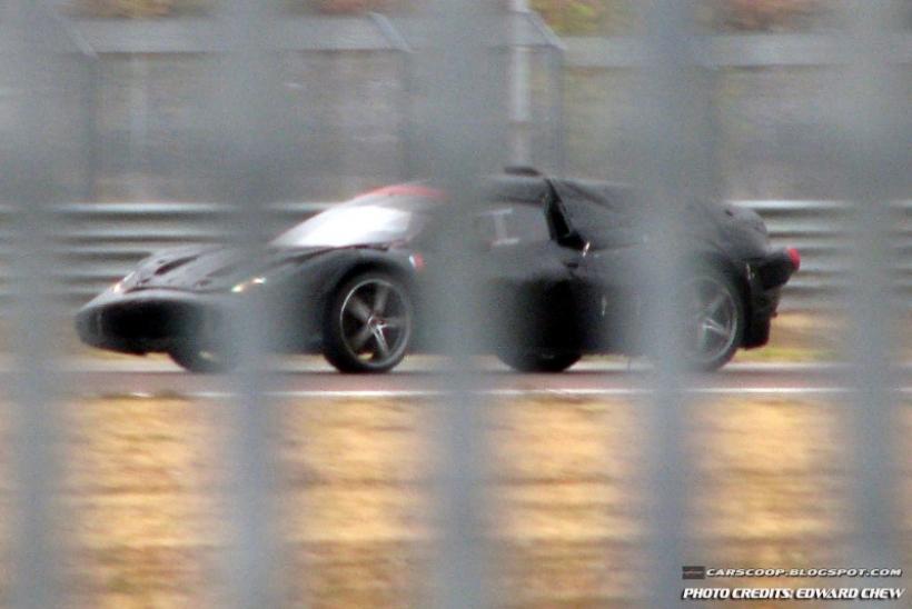 El sucesor de Ferrari Enzo podría contar con 920 caballos de potencia