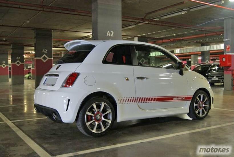 Fiat 500 Abarth. El Escorpión ha vuelto