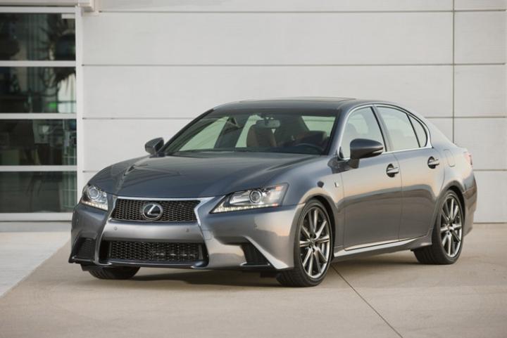 Lexus 'acomoda' con los mejores asientos del mundo a su próximo GS 450h