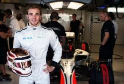 Dani Clos piloto de pruebas de HRT
