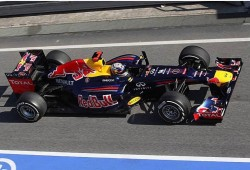 Tests Pretemporada Montmeló 21-24 febrero. Día 1. Vettel arriba