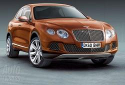 ¿Expondrá Bentley un SUV en Ginebra 2012?