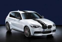 BMW muestra el Serie 1 con el Kit M Performance Parts