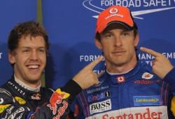 Button quiere presionar a Red Bull