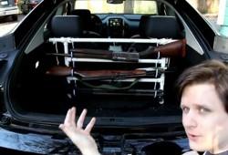 El Chevrolet Volt podría llevar armas