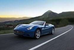 Ferrari California 2012: más ligero, más potente y más ágil