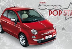 FIAT lanza el 5oo Pop Star