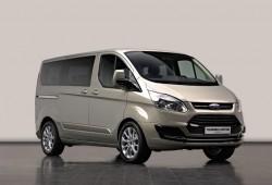 Ford Tourneo Custom Concept: Un comercial Kinetic Design