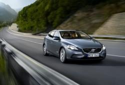 Y una vez más: fotos del Volvo V40
