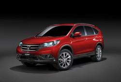 Honda presenta el CR-V europeo