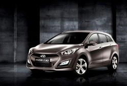 Hyundai i30 CW al Salón de Ginebra 2012