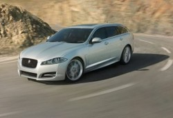 Ya es oficial: Jaguar XF Sportbrake