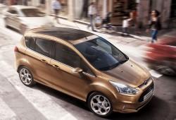 Ford revela nuevas imágenes del B-Max