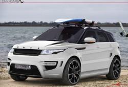 Onyx Range Rover Evoque Rouge Edition: radical