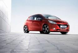 Aparece antes de tiempo el Peugeot 208 GTi Concept
