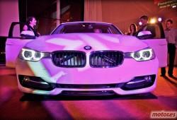 Presentación del BMW Serie 3 en Barcelona con Motor Munich