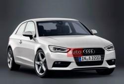 Audi A3 2012: ¿Primera imagen oficial?