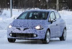 Fotos espía: Renault Clio IV
