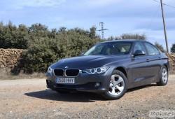 Toma de contacto. BMW 320D EFFICIENTDYNAMICS EDITION BERLINA. Más coche, menos consumo