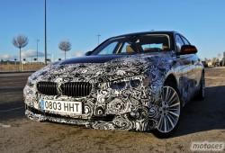 Toma de contacto: BMW 335i Luxury. Con alma de ganador