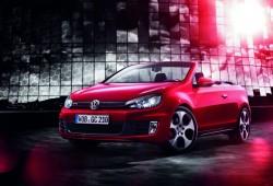 Nuevo VW Golf GTI Cabriolet