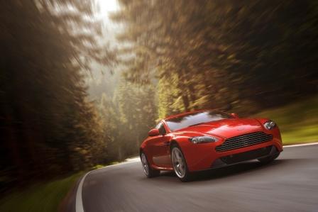 Nueva gama Aston Martin Vantage 2012